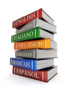 Λεξικά, διάλογοι και μέθοδοι εκμάθησης ξένων γλωσσών